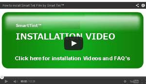 smart film installation video