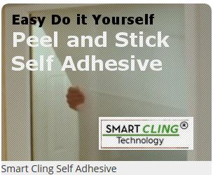 Smart Cling® Self Adhesive