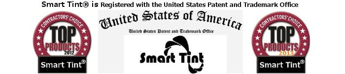 smart tint trademark