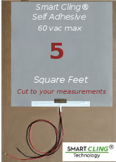 5 SQUARE FOOT
