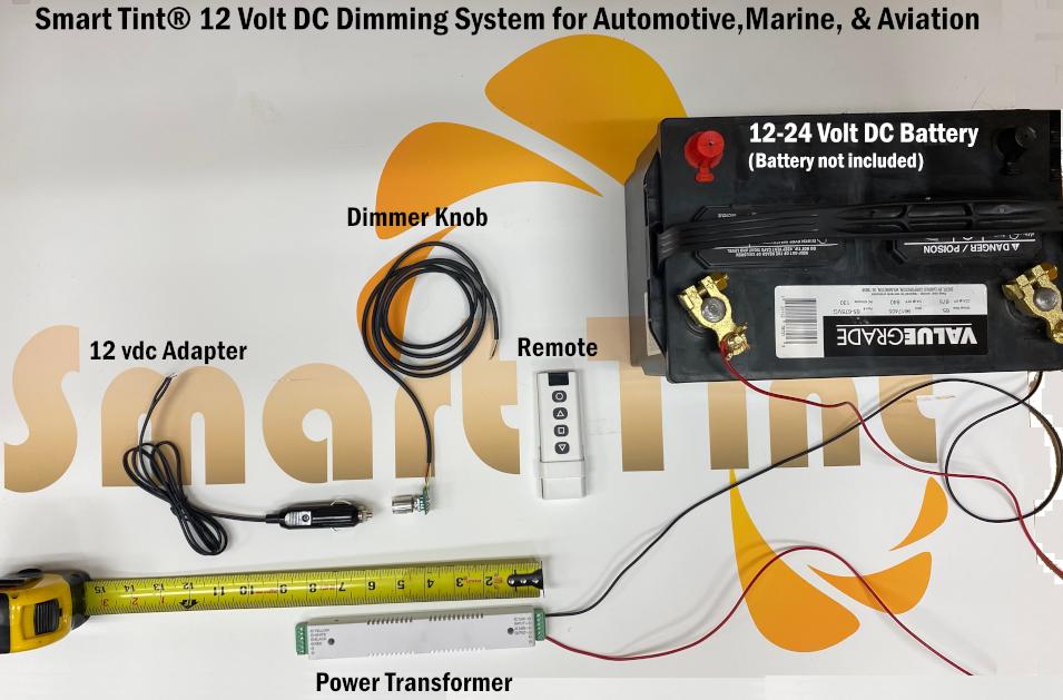 12 vdc transformer smarttint