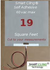 19 SQUARE FOOT