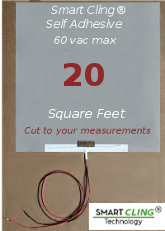 20 SQUARE FOOT