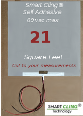 21 SQUARE FOOT