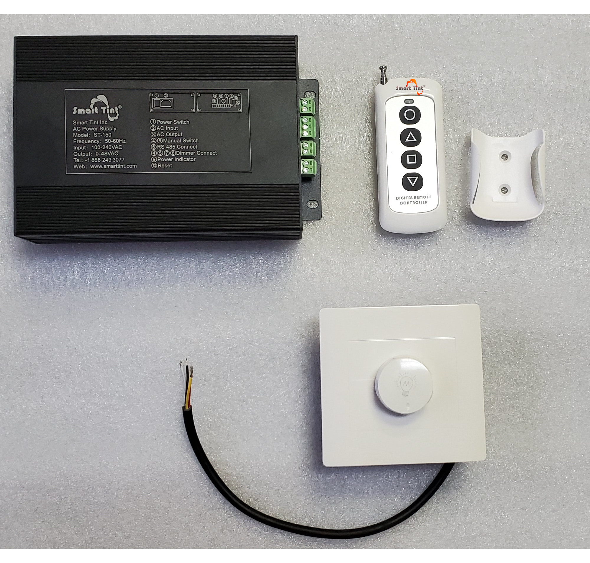 HX150-Dimmer-System