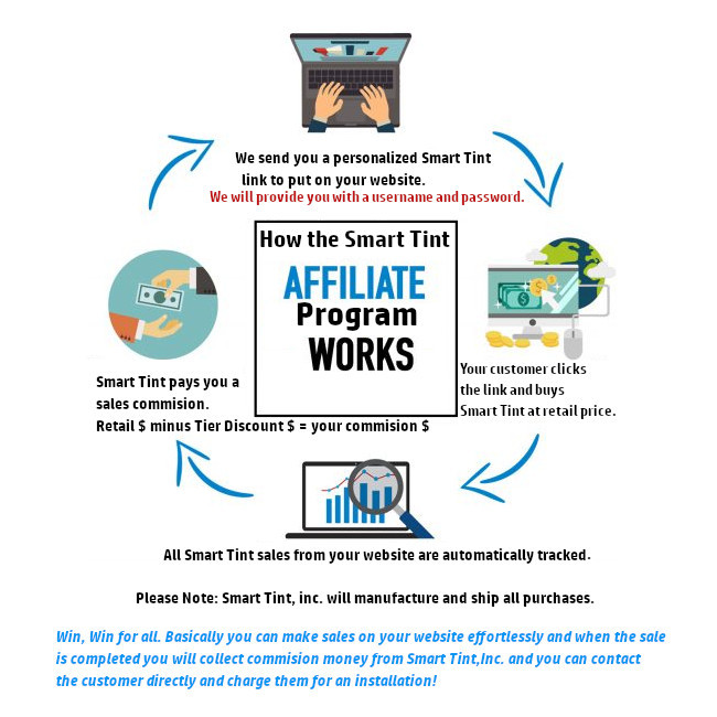 smart tint affiliate program