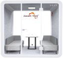 Pod Stop - Office Pods On Demand
