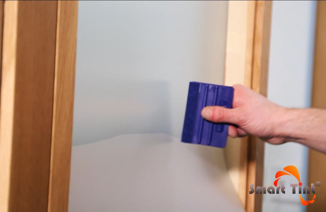 Smart Tint installation step 12