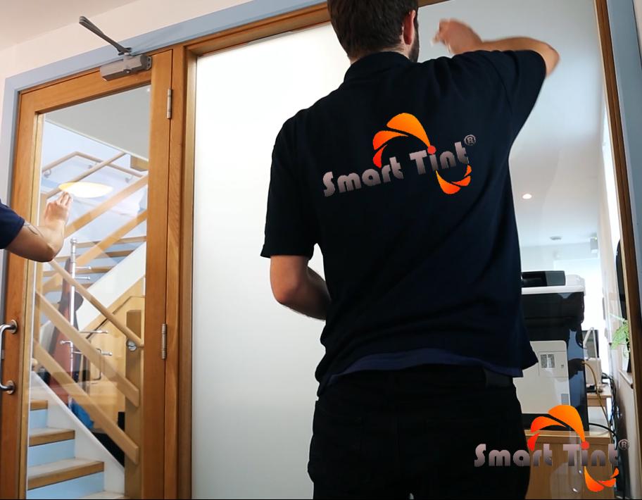 Smart Tint installation step 3