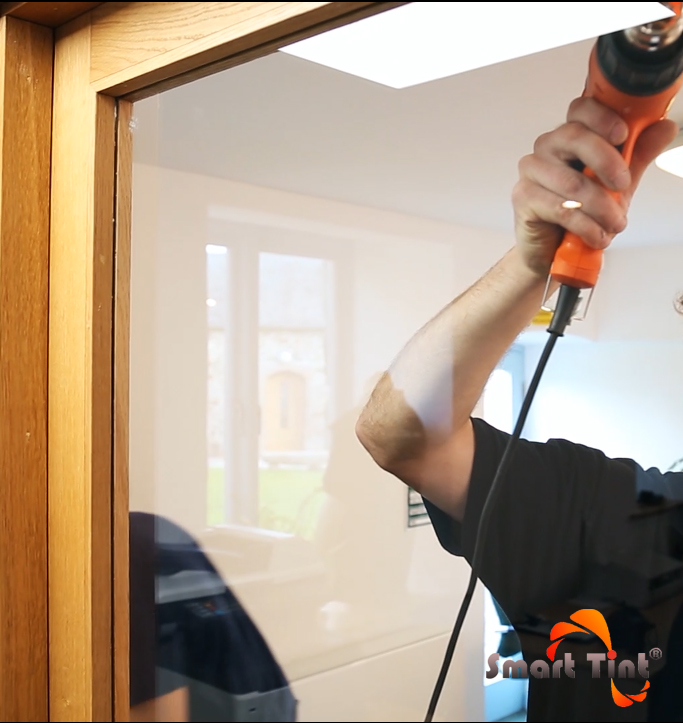 Smart Tint installation step 6