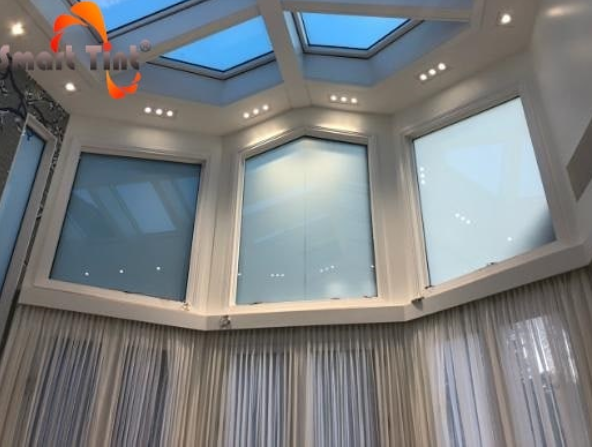 skylight window smart tint