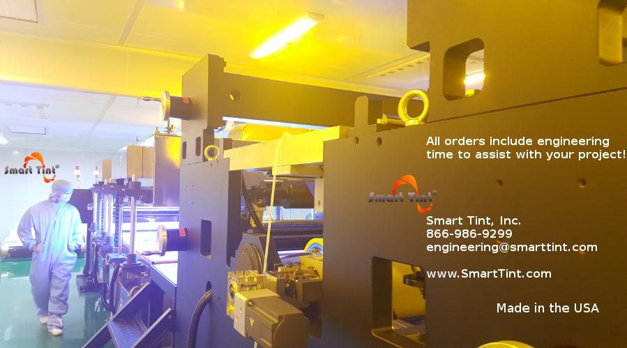 smart film manufacturer
