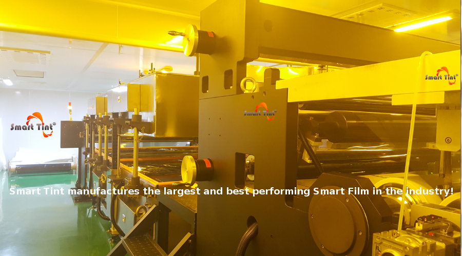 smart tint pdlc film manufacturer usa