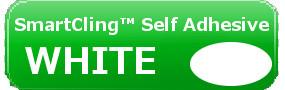 Smart Cling Self Adhesive Smart Tint White