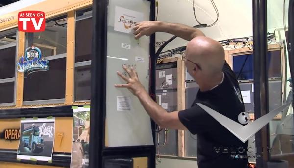 Velocity installs Smart Tint film
