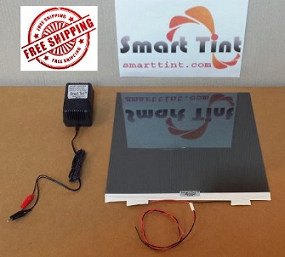 LOW VOLTAGE 1 Square Foot Sample / Power Supply / Smart Cling™ SELF-ADHESIVE / FREE SHIPPING USA and Canada Only