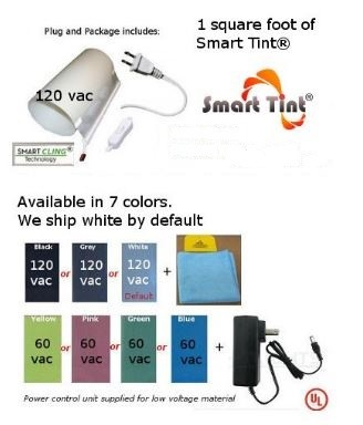 Smart Tint® Complete Plug and Play System - Ready to test