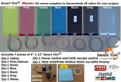 Smart Tint Master Kit Domestic